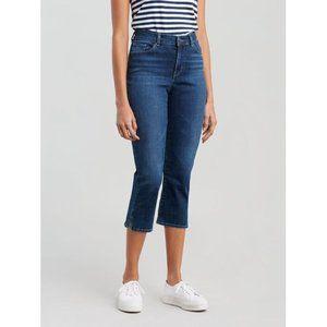 Levi's Classic Capri Jeans Size 8
